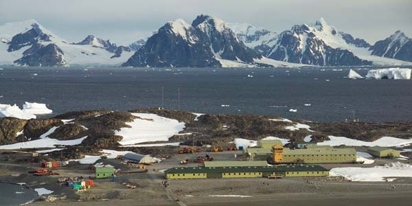 Rothera Research Station. Foto: Dconnor9 (via Wikimedia Commons).