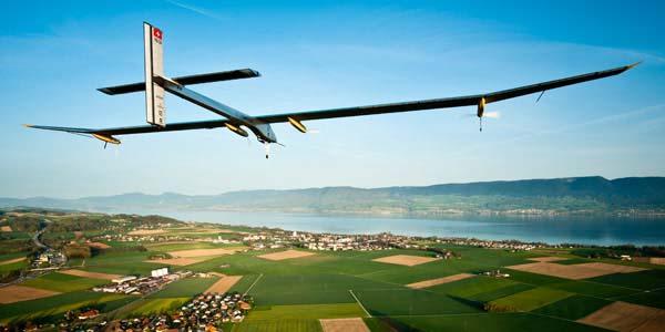 Solar Impulse. Foto: © Solar Impulse | Jean Revillard.