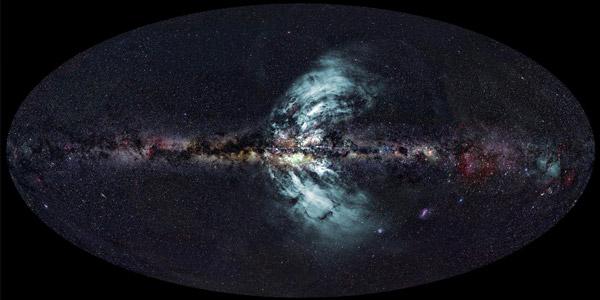 deeltjesstromen