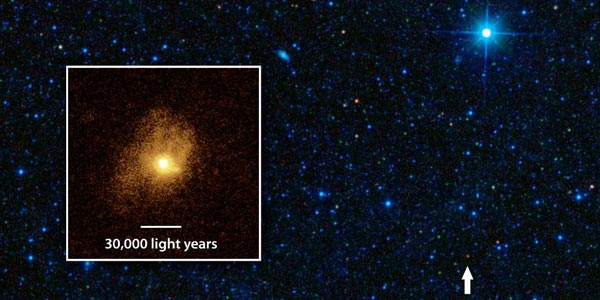 groenste sterrenstelsel