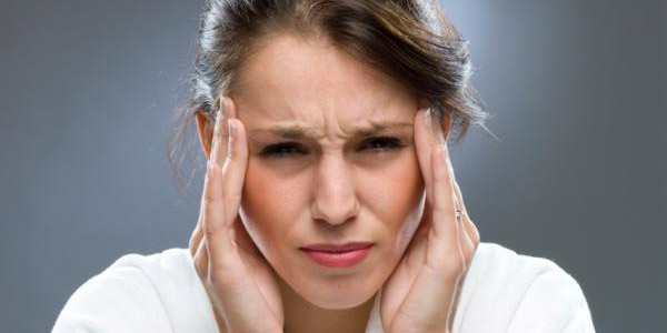 vrouw-stress