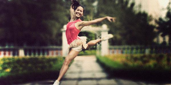 balletdanser