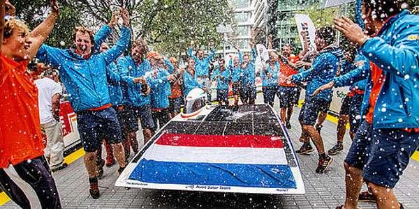 gewonnen, foto: Hans-Peter van Velthoven.