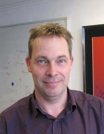 Mark Bentum.