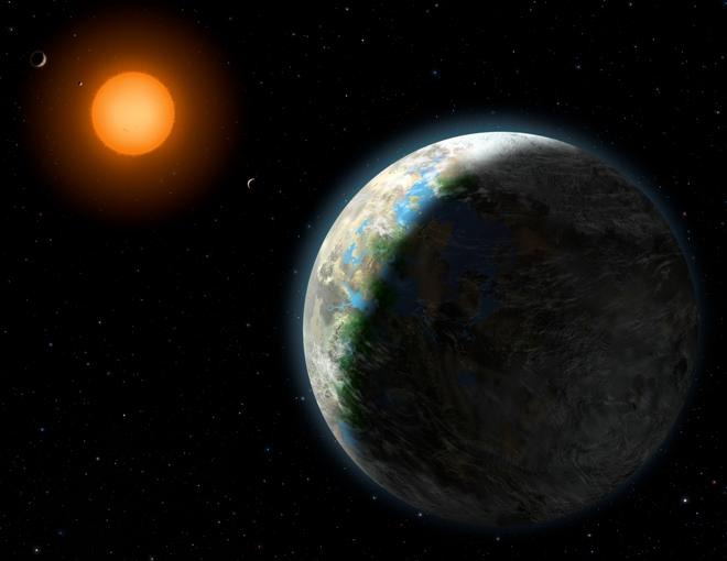 Er is nog geen exoplaneet gevonden, waarvan wetenschappers 100% zeker weten dat er leven mogelijk is.