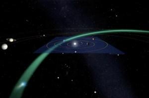 De aarde beweegt zich dit weekend door de stofbaan van de uitgedoofde komeet Phaethon.