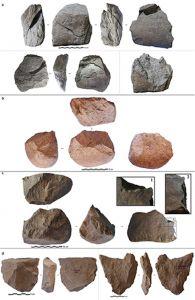 Klik voor een vergroting. Bron: West Turkana Archaeological Project.