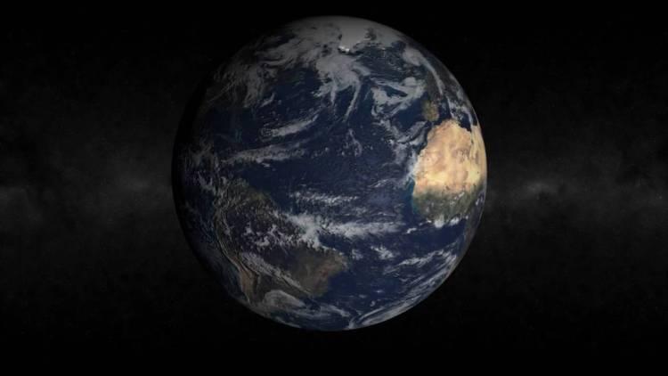 aarde-draait