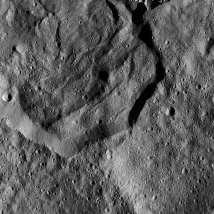Afbeelding: NASA / JPL-Caltech / UCLA / MPS / DLR / IDA.