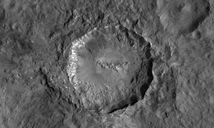 Afbeelding: NASA / JPL-Caltech / UCLA / MPS / DLR / IDA / PSI.