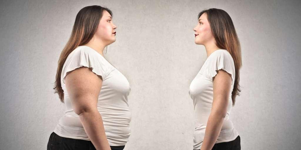 mensen met overgewicht