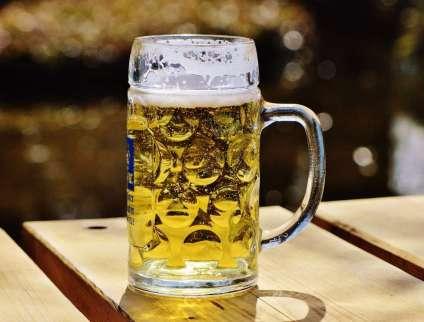 Ook een biertje bevat alcohol en kan dus helpen om je hart en bloedvaten in goede conditie te houden.