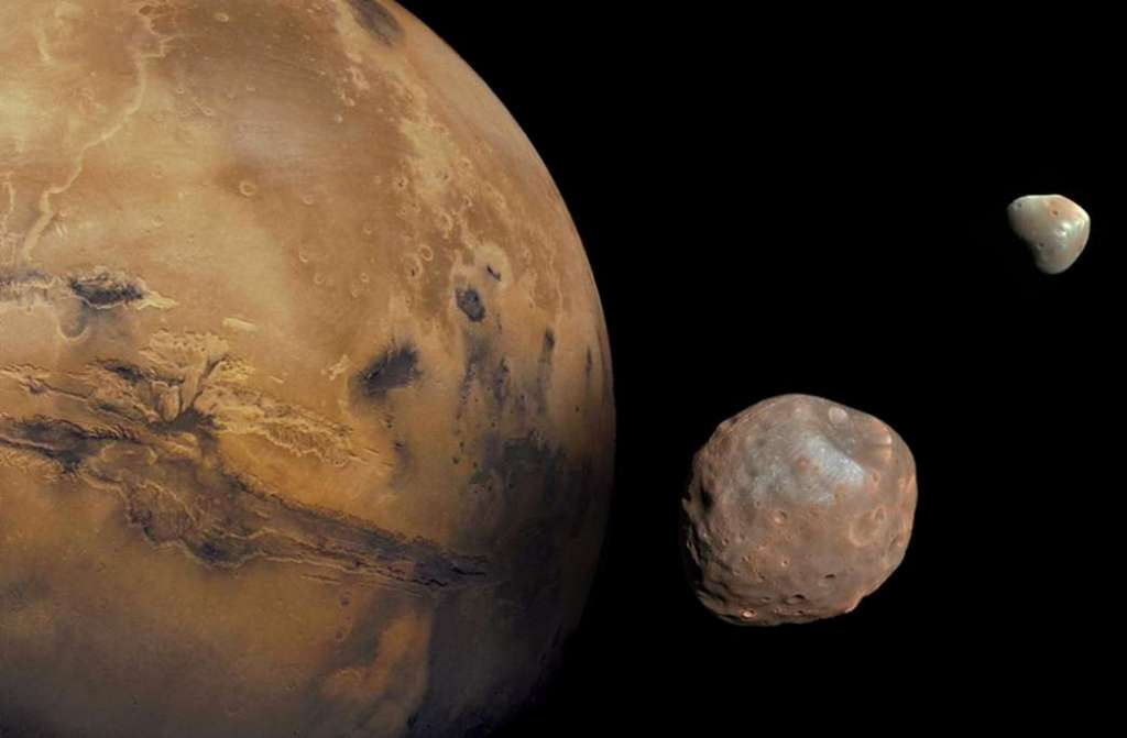 Manen van Mars kunnen weleens elektrisch geladen zijn