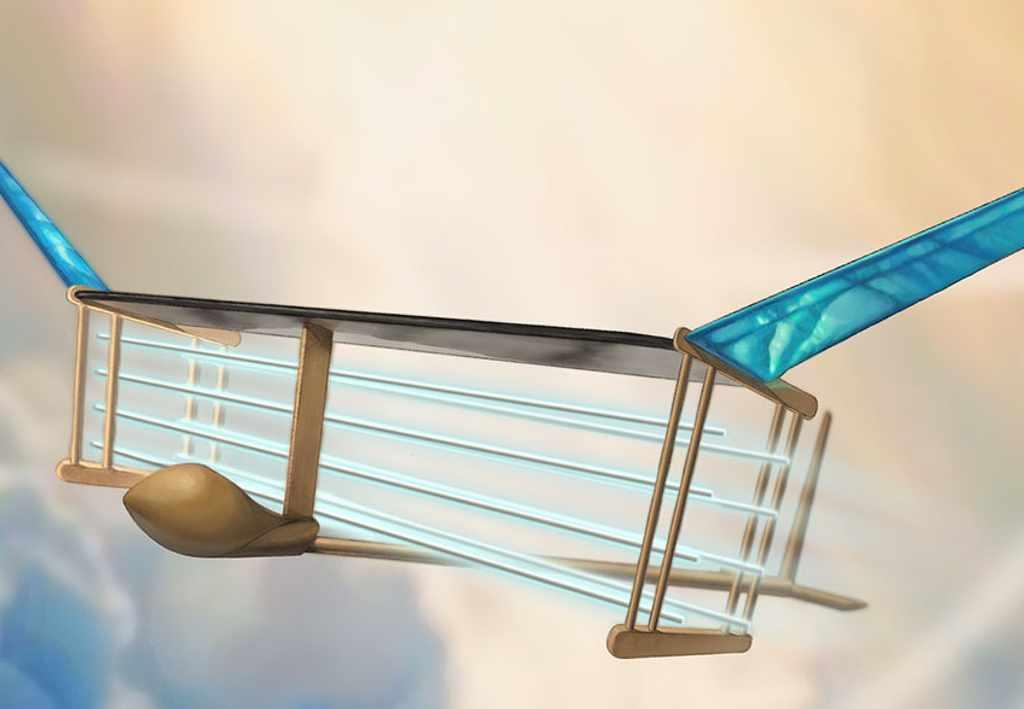 Primeur! Vliegtuig zonder bewegende onderdelen kiest het luchtruim