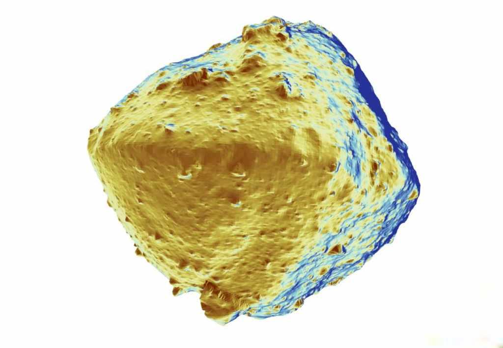 Planetoïde Ryugu