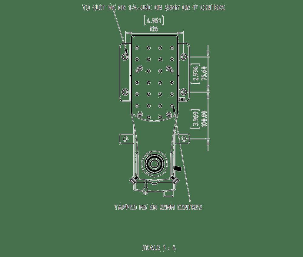 Scientifica SliceScope upright microscope