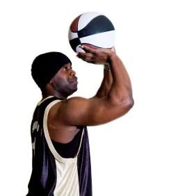 Teknik Lempar Bola Basket