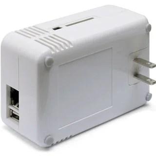 The SheevaPlug plug-computer