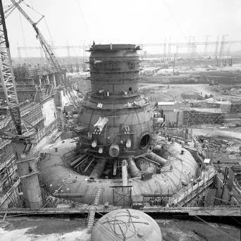 Brown's Ferry Nuclear Reactor Mark I design like Fukushima Daiichi plants used - from Scientific American article