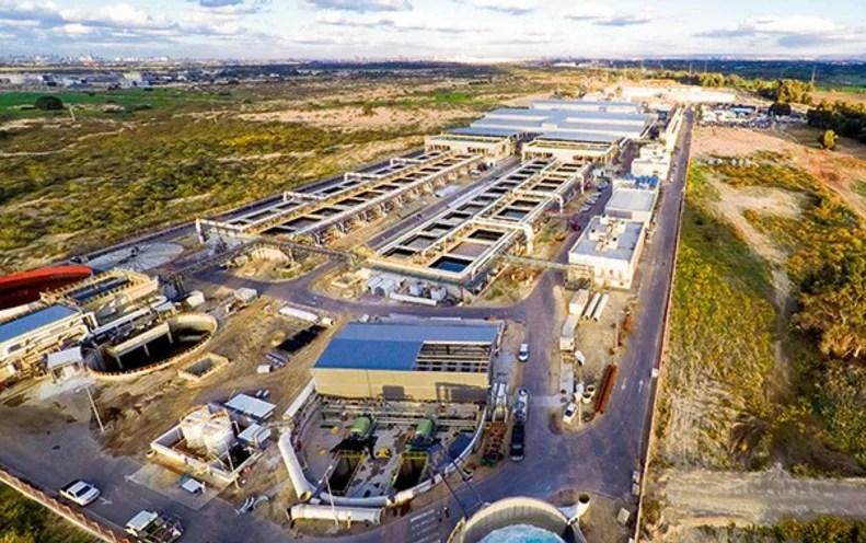 Sorek desalination plant