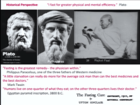 quotes about fasting from philosophers
