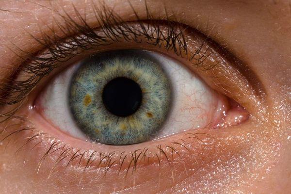 Con un'opportuna serie di impulsi laser è possibile sagomare la cornea in modo da correggere i principali difetti della vista. (immagine da Wikipedia)