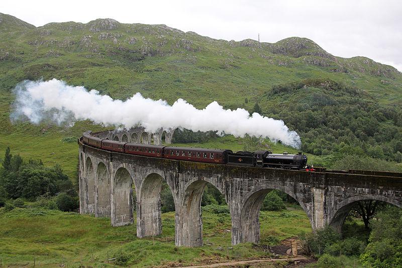 Kết quả hình ảnh cho glenfinnan viaduct