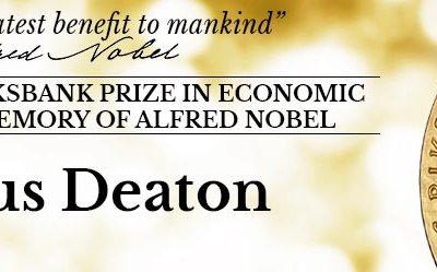 Nobel per l'economia 2015