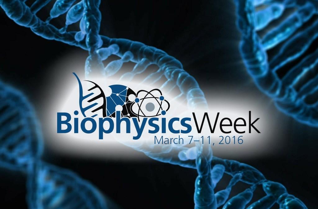 Settimana della biofisica 2016