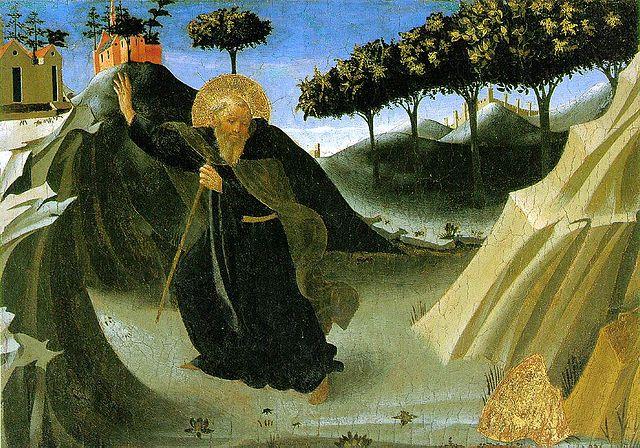 640px-Angelico,_Sant'antonio_abate_tentato_dall'oro,_houston