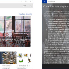 Scientificast su Windows10: la nuova app