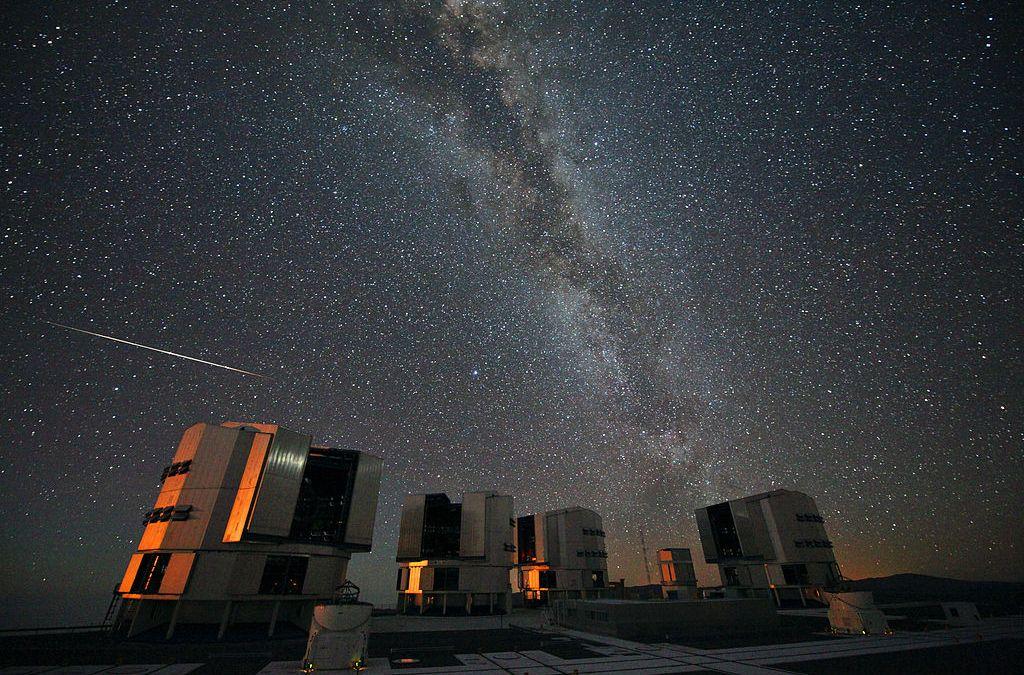 Congiunzioni planetarie e splendide meteore: il cielo di agosto