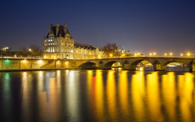 Un acceleratore di particelle al Louvre