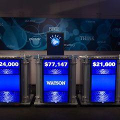 Uomo vs Macchina: Watson gioca a Jeopardy!