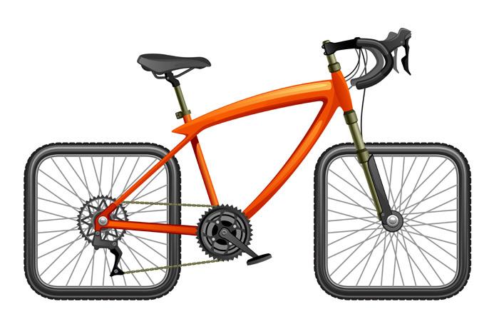 Verso la Maturità a cavallo di una strana bicicletta