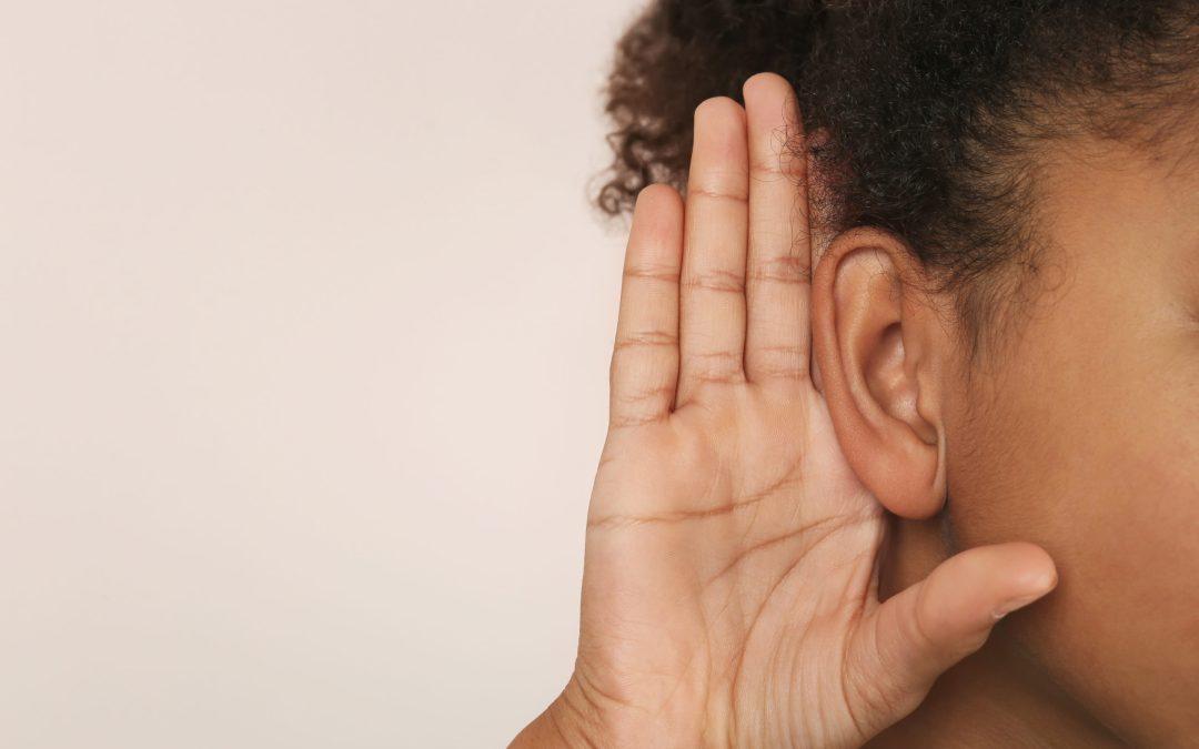 I 5 sensi: L'udito