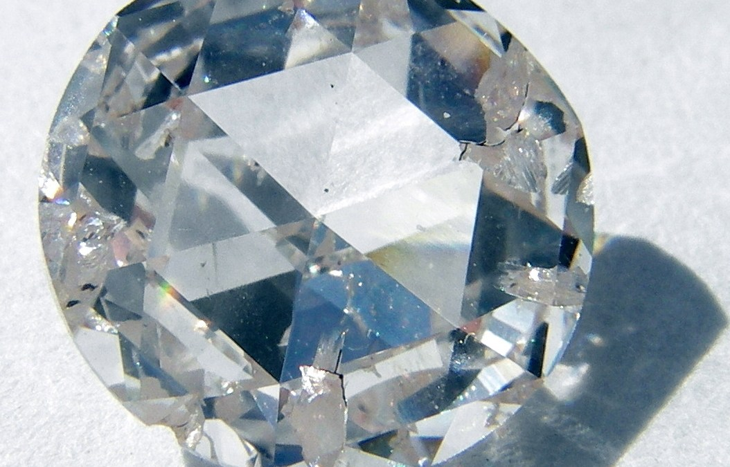 Stelle di diamanti strani