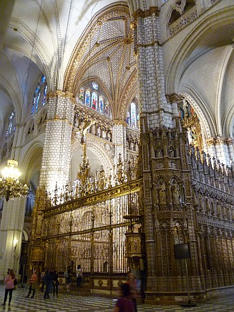 What to see in Toledo Spain