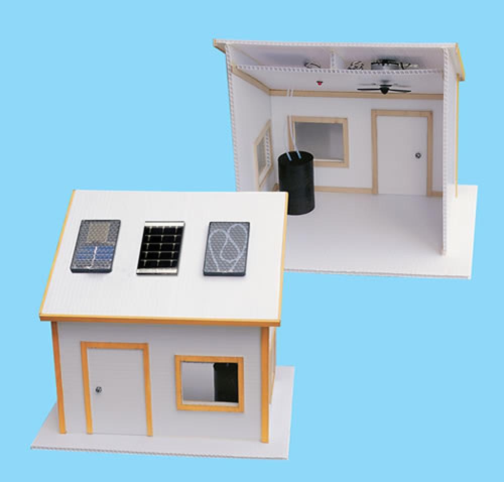 Solar Electric Kit For Science Fair Projects ScientificsOnline Com