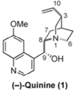A concise total synthesis of Quinine and analogues via C-H