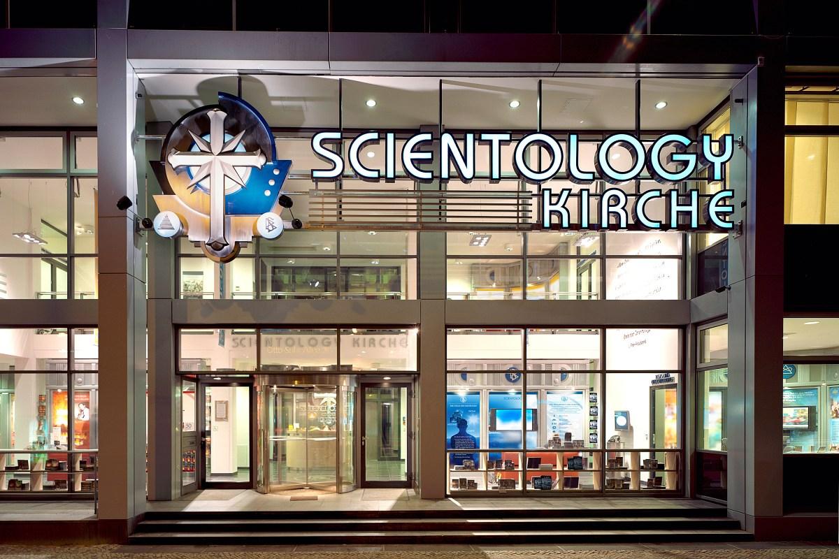 Scientology Kirche Berlin OSA