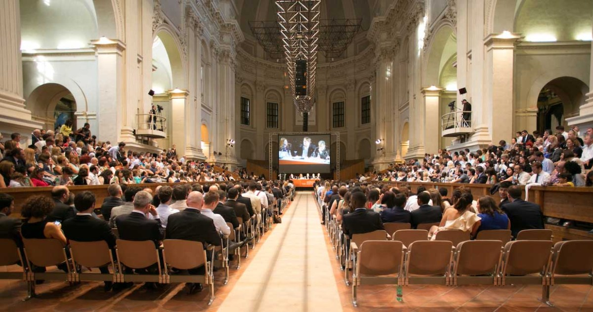 Panel on the Scientology Religion in Bologna