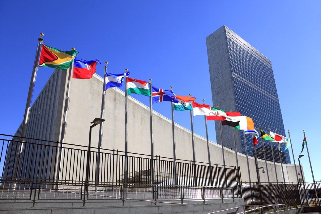 Sitz der UN in New York
