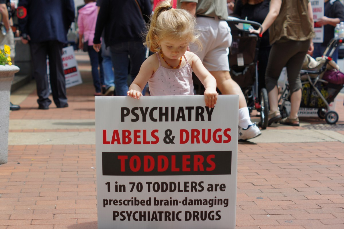 Don't Let Them Label Your Children