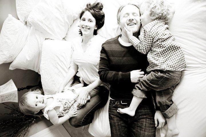Jamie Bristol & Family