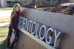 At the new Church of Scientology of Salt Lake City, Utah