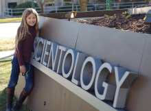 At the new Church of Scientology of Salt Lake City, Utah