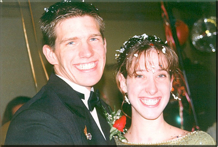 20 Years Ago Today:  My Real-Life Holiday Love Story