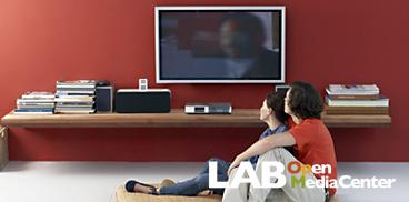 ICT Lab Open media center