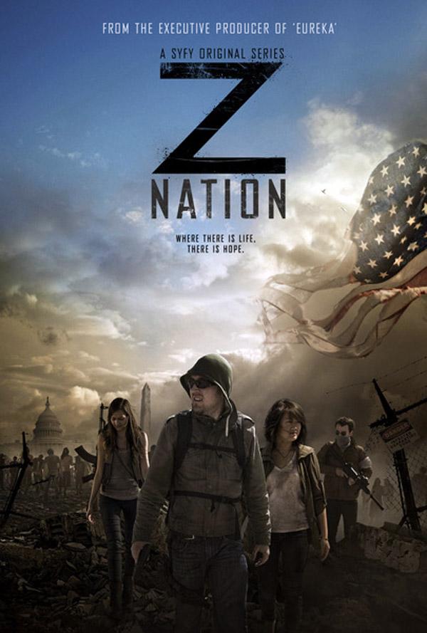 Resultado de imagen para z nation poster
